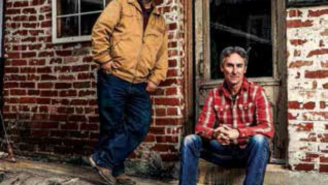 American Pickers Mike Wolfe and Frank Fritz are looking for hidden treasures in Glenrock and throughout Wyoming.