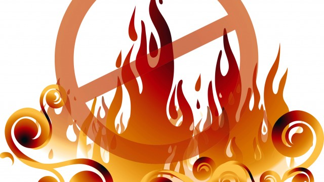 No Fires Graphic